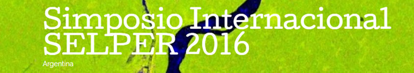 XVII Simposio Internacional Selper Argentina 2016