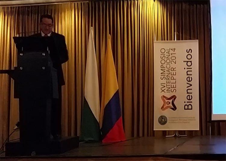 XVI Simposio Selper - Medellín 2014